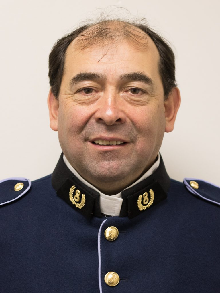 Carlos Oyarzun Saldivia